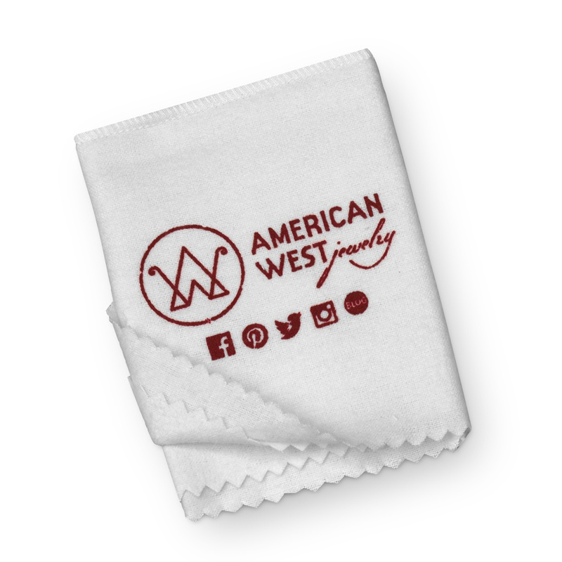 American West Jewelry Care Cloth