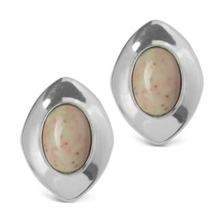 Idaho's Willow Creek Jasper Earrings