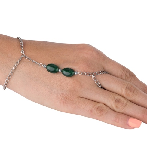 Aventure Chain Bracelet And Ring