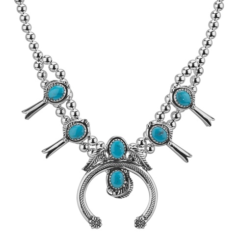 Sterling_Silver_Turquoise_Squash_Blossom_Necklace