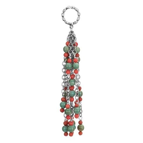 Multicolor Chain Tassel