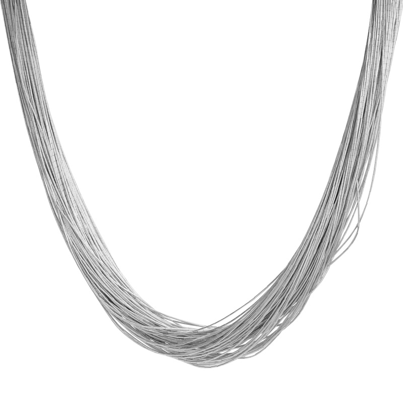Classics_100_Strand_Liquid_Sterling_Silver_Necklace